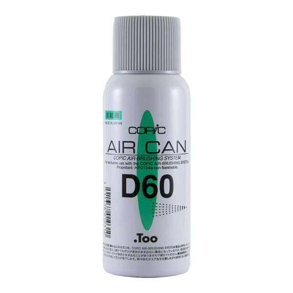Copic-Air-Can-D60
