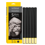 Nitram Baton Epais – extra soft round 12mm