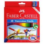 faber castell watercolour pencial 48