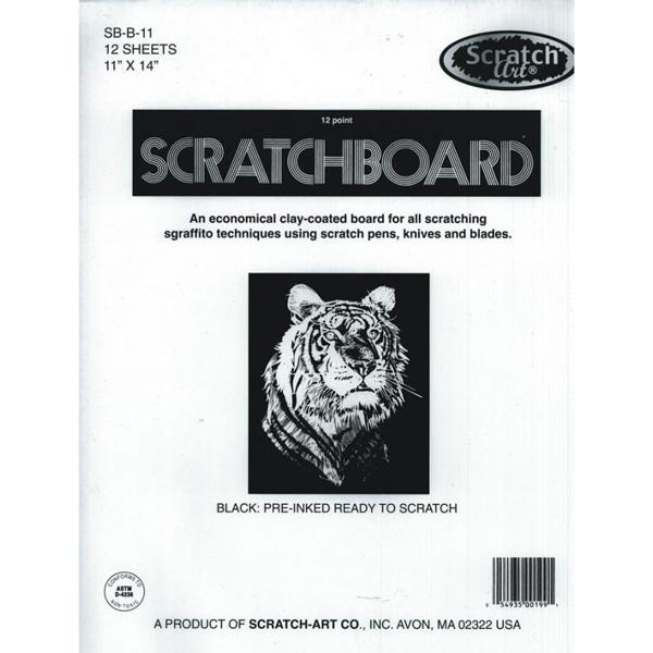 cards scratchboard