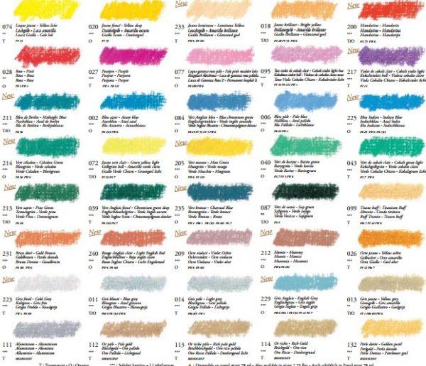 Sennelier Oil Pastels Cavalier Art Supplies