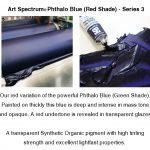 Art Spectrum New Colours- Phthalo Blue (Red Shade)