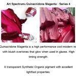 Art Spectrum New Colours- Quinacridone Magenta