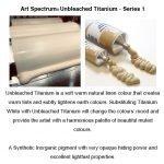 Art Spectrum New Colours- Unbleached Titanium