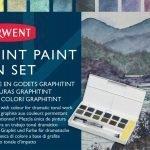 Derwent Graphitint Paint Pan Set